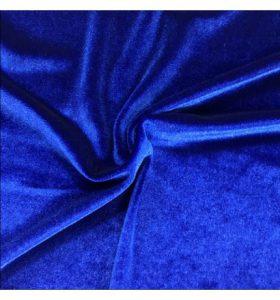 Velvet Fabric Spandex Velour