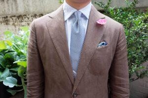 Men's Jacket made of Linen