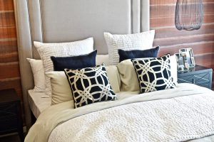 Linen used in making pillows