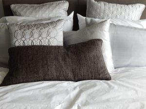 Pillows & covers made of Polycotton Fabric