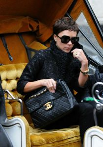 Victoria Beckham Chanel Purse