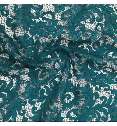 High quality Corded Lace Fabric